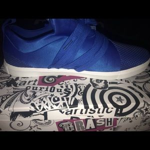 NWT COBALT BLUE BRASH SNEAKERS SIZE 11 WOMENS